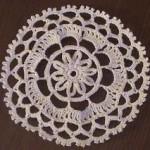 modele crochet facile napperon