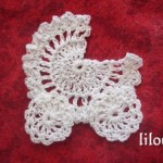 modele crochet gratuit layette