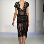 modele crochet haute couture