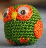modele crochet oiseaux
