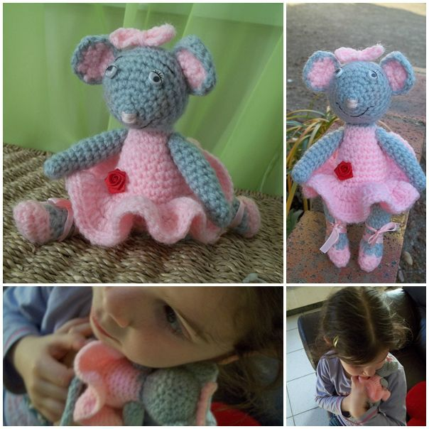 Modele Crochet Souris 8