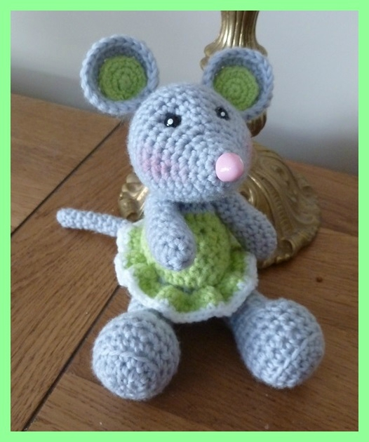 Modele Crochet Souris 9