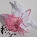 modele orchidee crochet
