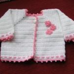 patron crochet bebe