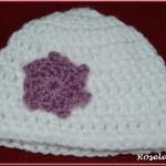 patron crochet bonnet bebe