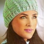 patron crochet tuque