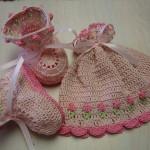 modele crochet bebe garcon