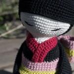 modele crochet japonais de doudou