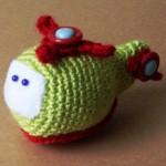 modele crochet jouet
