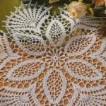 modele crochet napperon gratuit