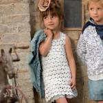 modele crochet robe