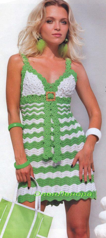patron tricot robe