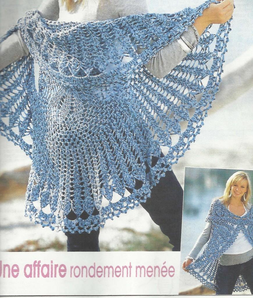 modele crochet debutant gratuit