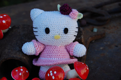 Modele tricot kitty