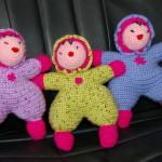 modele crochet doudou