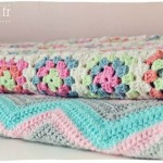 modele crochet drops design