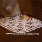 modele crochet ovale