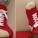 patron crochet converse