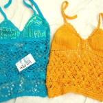 patron crochet trikini