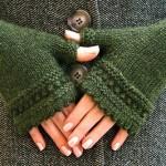 patron mitaines crochet