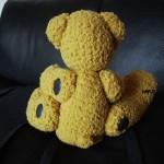 patron nounours crochet