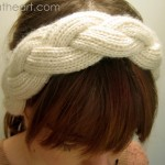 tuto crochet headband