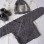 tuto crochet layette