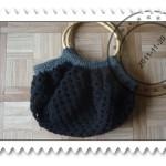 tuto crochet sac boule