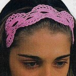 grille crochet fille