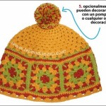 modele crochet a telecharger