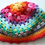 modele crochet granny gratuit
