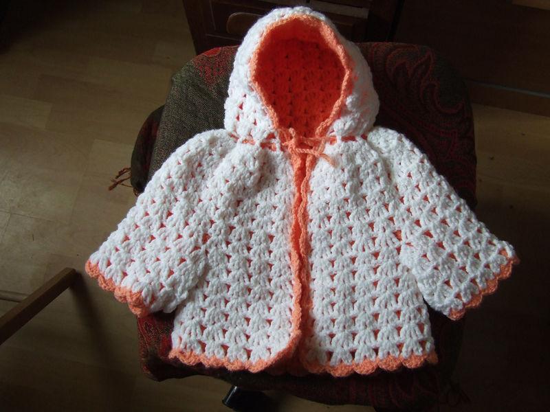 patron crochet gratuit bebe