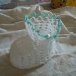 modele crochet pour bapteme