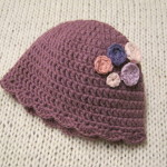 tuto crochet bonnet