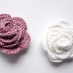 tuto crochet fleur