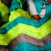 tuto crochet vagues