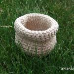 tuto crochet vide poche