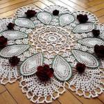 grille crochet motifs