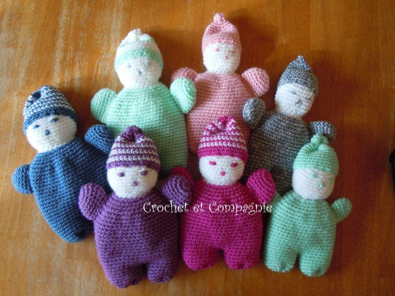 modele doudou crochet gratuit