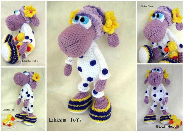 modele crochet gratuit doudou