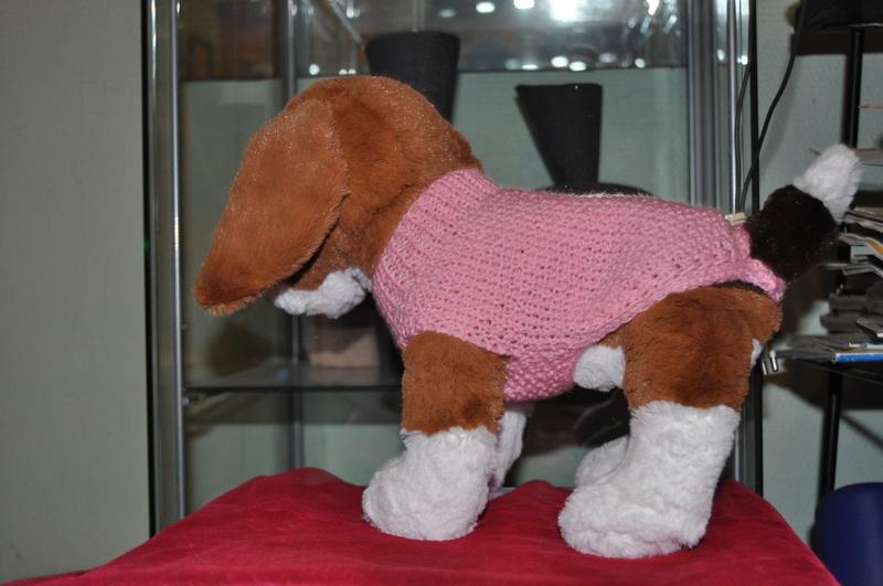 modele de manteau pour chien