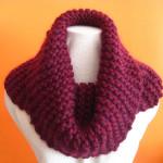 modele echarpe crochet debutant