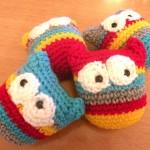 patron crochet ovalado