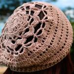 patron crochet verano