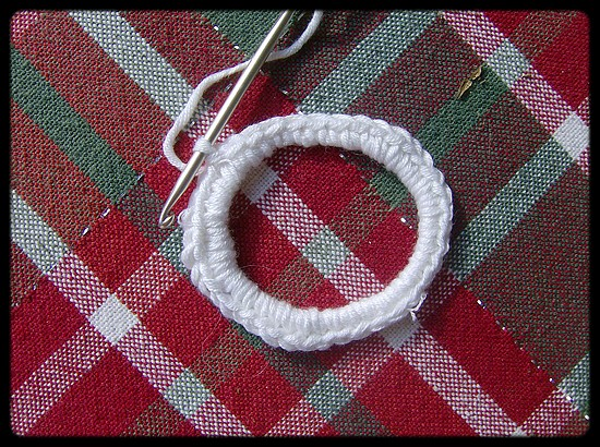 tuto crochet anneau magique