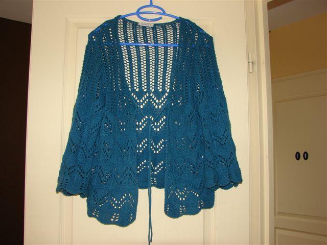 Tuto Crochet Gilet Femme