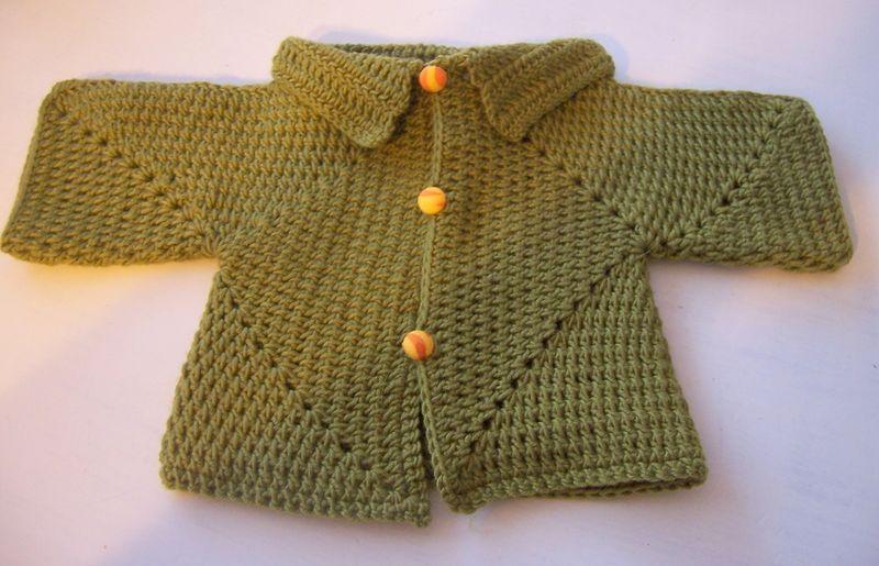 Tuto Crochet Gilet Femme 4