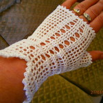 tuto crochet mariage