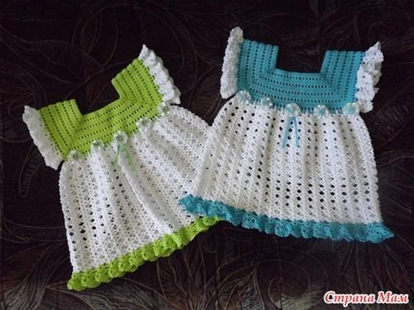 modele crochet fillette
