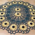 modele crochet robe algerien